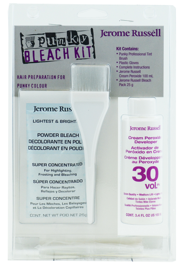 Jerome Russell Punky Bleach Kit 014608582189