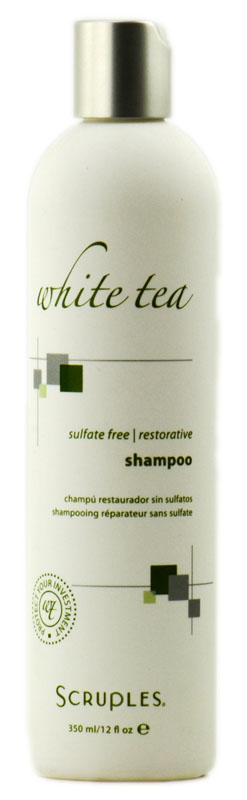 Scruples White Tea Sulfate-Free Restorative Shampoo 651458104705