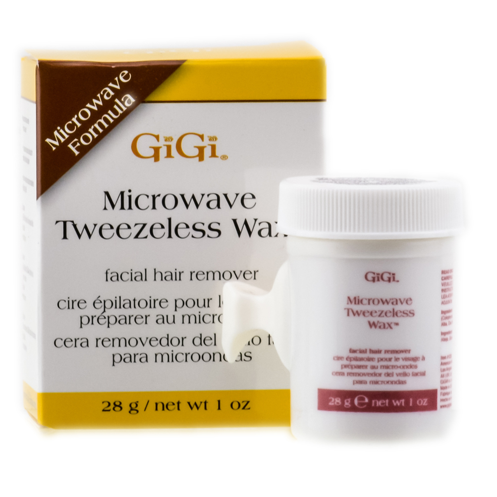 GiGi Microwave Tweezeless Wax 073930025504