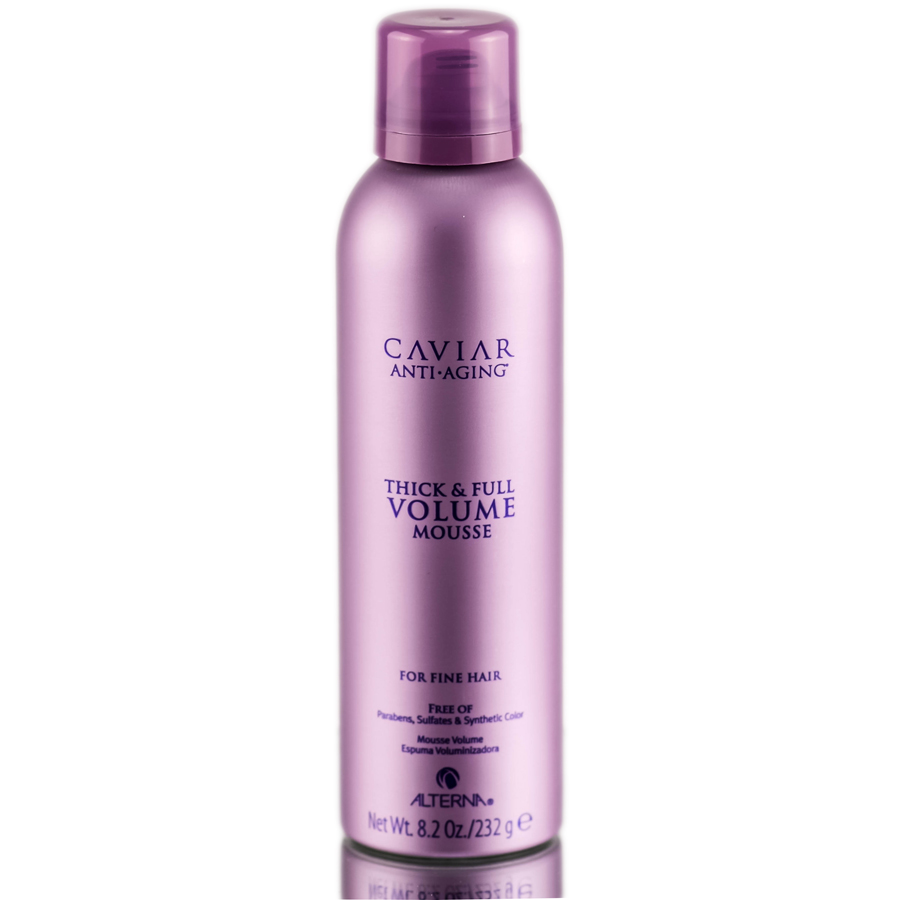 Alterna Caviar Anti-Aging Thick & Full Volume Mousse 873509024897