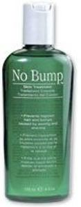 No Bump Skin Treatment - Prevents Ingrown Hair and Bumps Caused by Waxing and Shaving 073930072102