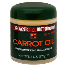 Organic Root Stimulator Carrot Oil 632169110438