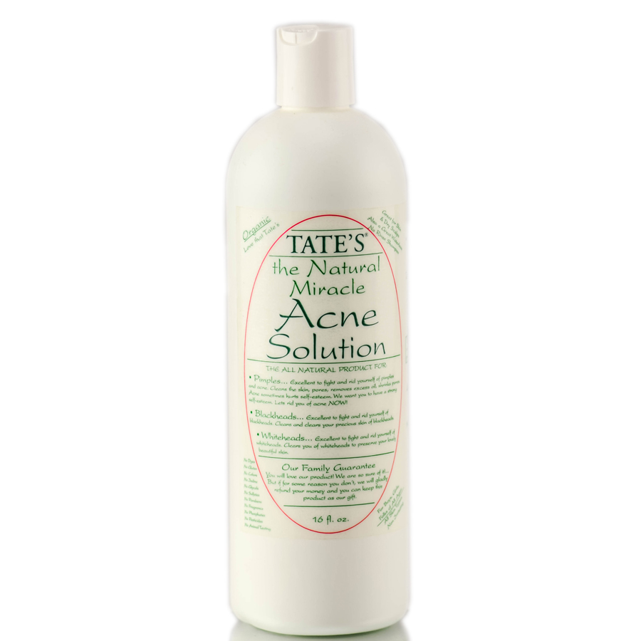 Tate's The Natural Miracle: Tate's The Natural Miracle Acne Solution 159250810348