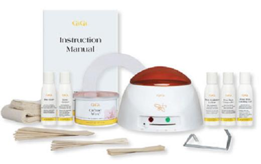 GiGi Mini Pro Waxing Kit 073930014003