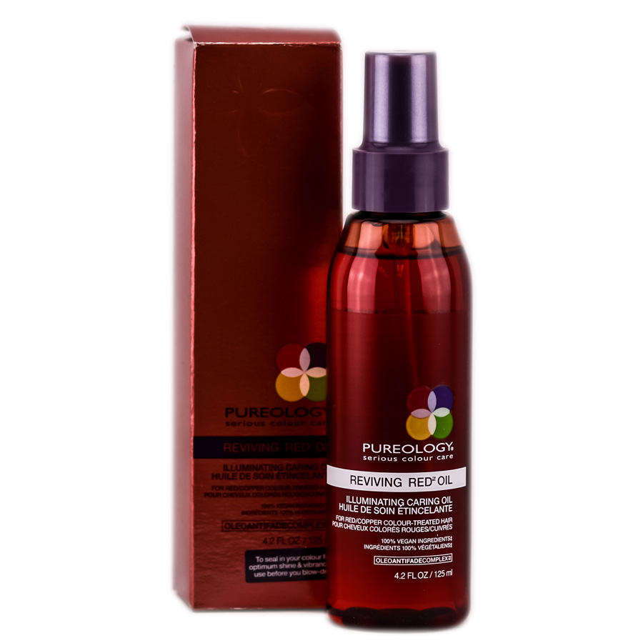 Pureology Reviving Red Oil Illuminating Care Oil 884486116321