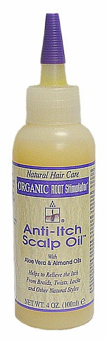 Organic Root Stimulator Anti-Itch Scalp Oil 632169110315