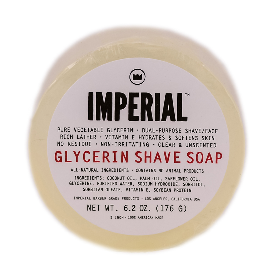 Imperial Glycerin Shave Soap 895225652