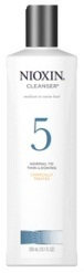 Nioxin System 5 Cleanser for Medium to Coarse Hair 070018007643