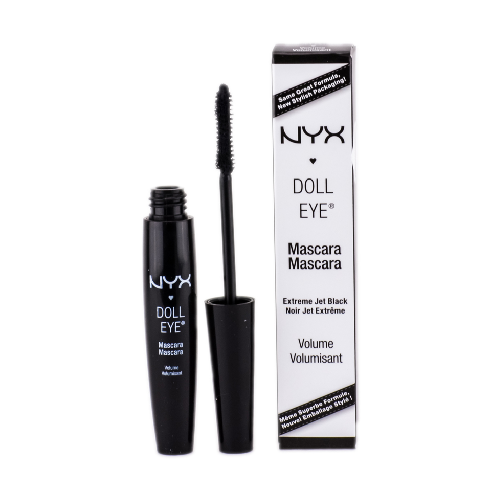 NYX Doll Eye Mascara 800897123543
