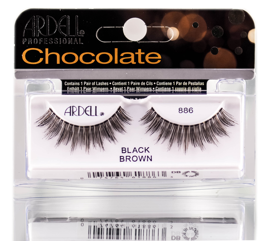 fc9d5c5b5c5 UPC 074764618863 product image for Ardell Chocolate Lashes - 886  Black/Brown - 61886 ...
