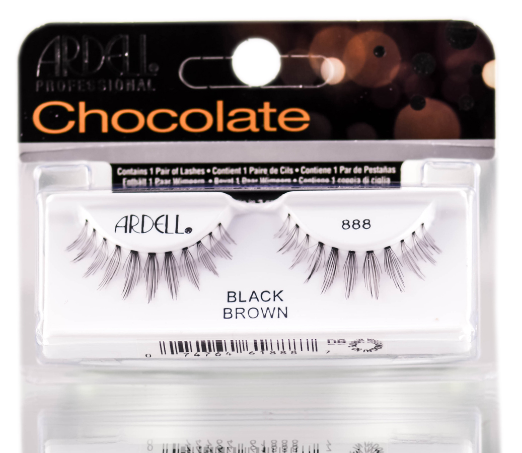 5f7fd9e3eba ... UPC 074764618887 product image for Ardell Chocolate Lashes - 888 Black/ Brown - 61888