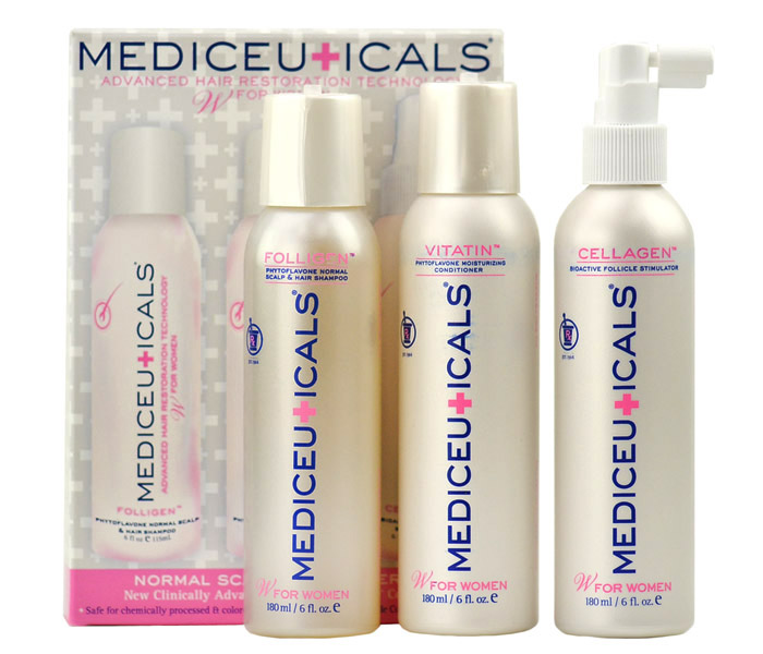 Therapro Mediceuticals Womens Hair Loss Kit (normal scalp & hair therapy) 054355935081