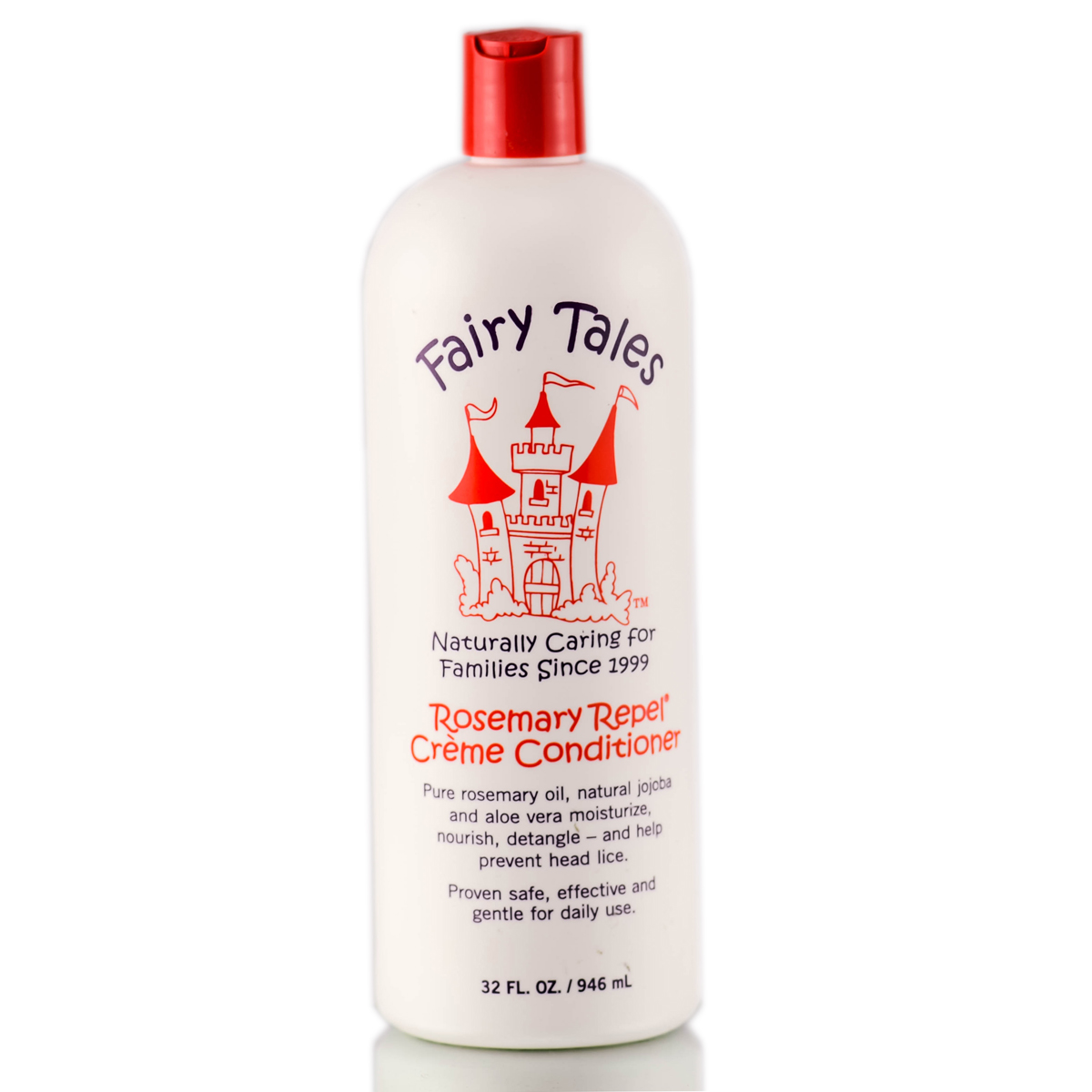 Fairy Tales Rosemary Repel Creme Conditioner 812729003756