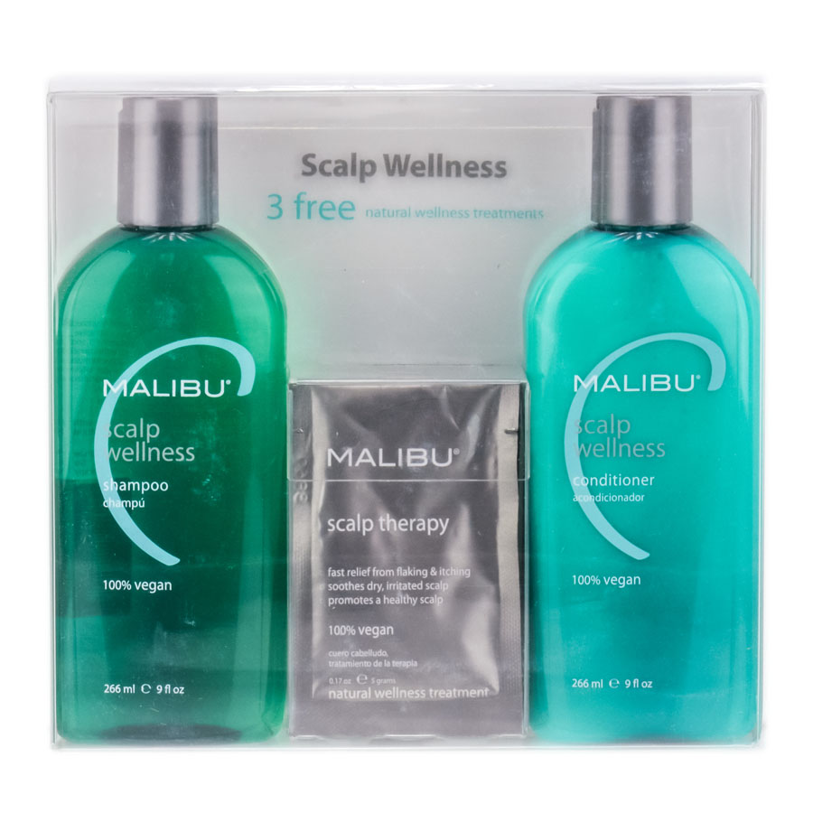 Malibu C Scalp Wellness Treatment 757088496187