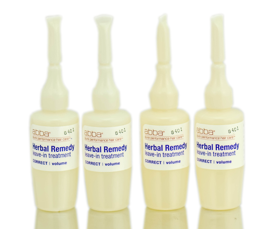 Abba Herbal Remedy Volume Leave-in Treatment for fine, limp hair 618862235050