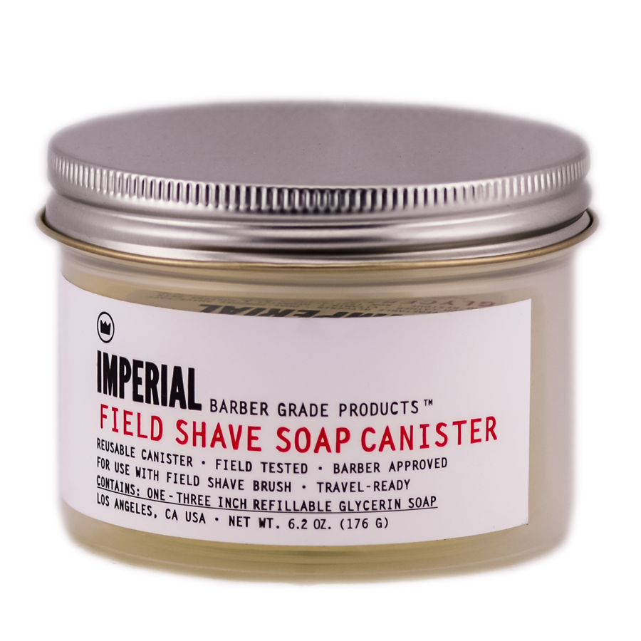 Imperial Field Shave Soap Canister 895225651