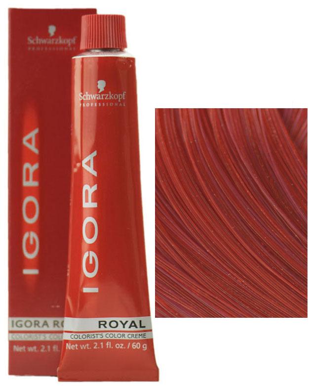 Schwarzkopf Professional Igora Royal Hair Color 7702045539158
