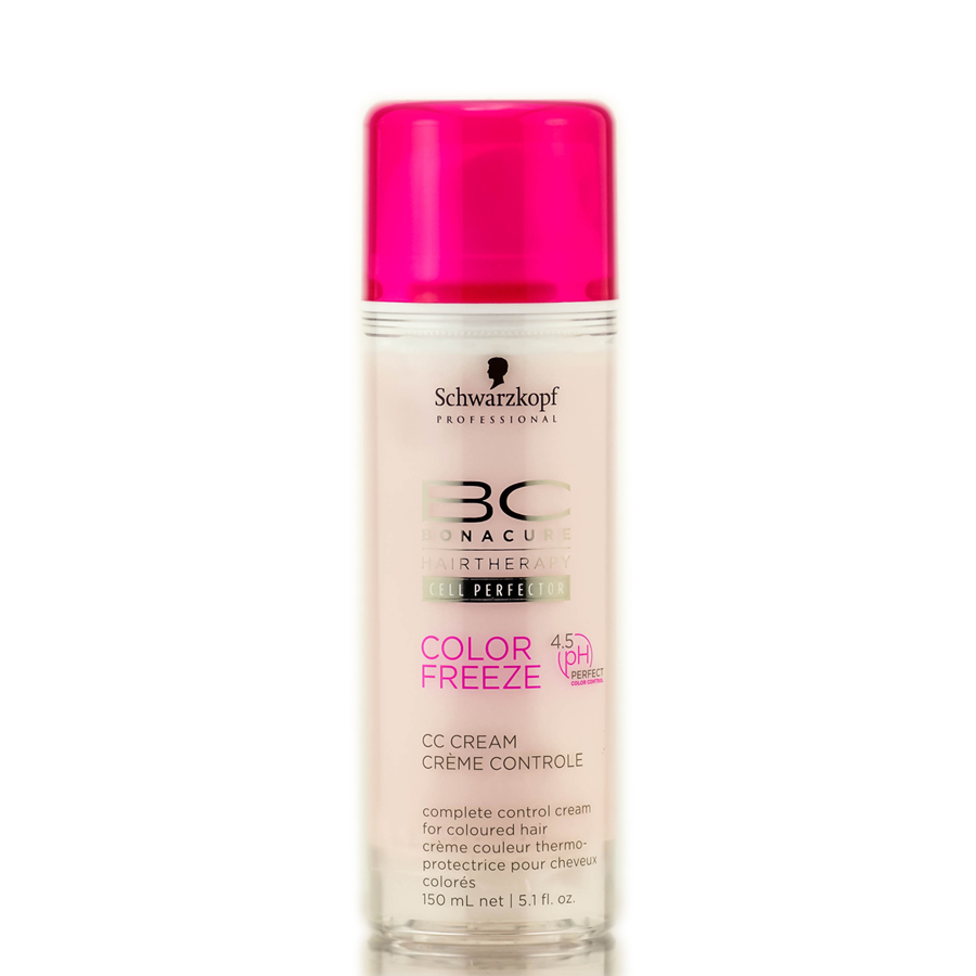 Schwarzkopf BC Bonacure Color Freeze CC Cream 4045787301427