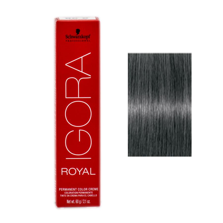 Schwarzkopf Professional Igora Royal Hair Color 7702045538717
