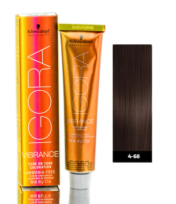 Schwarzkopf Professional Igora Viviance/Vibrance Tone-on-Tone Coloration 7702045537864