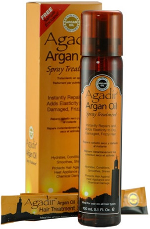Agadir Argan Oil Spray Treatment 899681002195