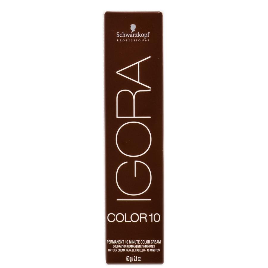 Schwarzkopf Professional Igora Color10 Hair Color 7702045534740