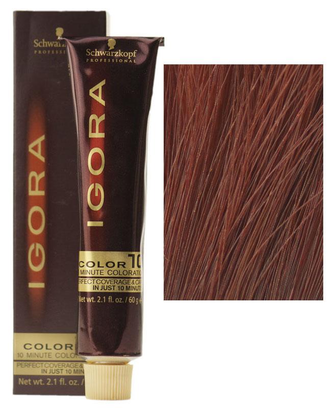 Schwarzkopf Professional Igora Color10 Hair Color 845940010807