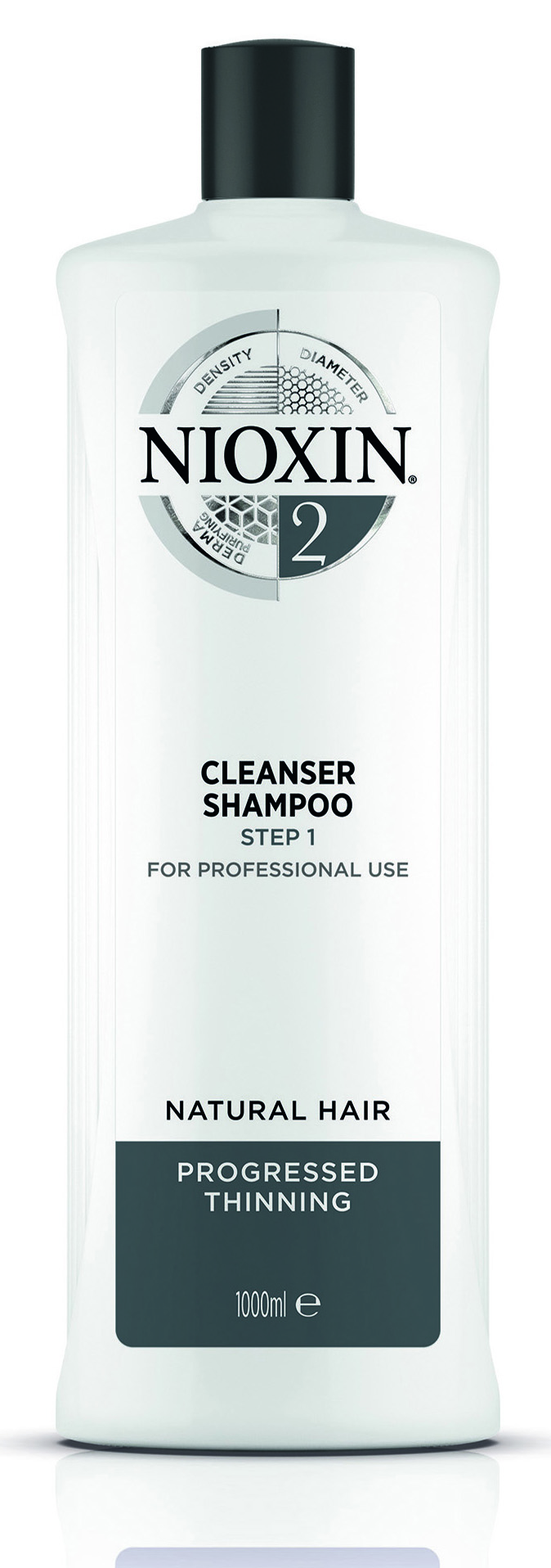 Nioxin System 2 Cleanser for Fine Hair 070018007094