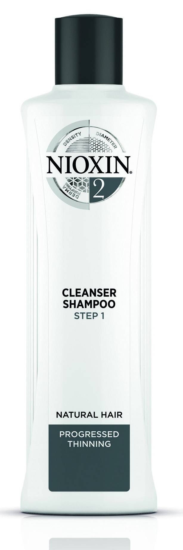 Nioxin System 2 Cleanser for Fine Hair 070018007117