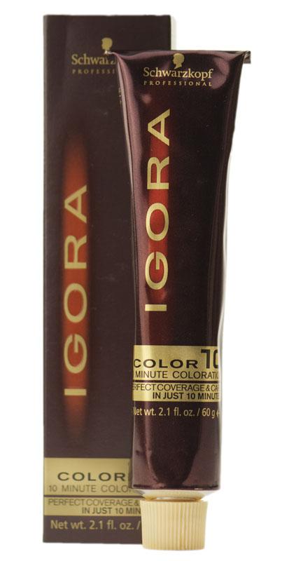 Schwarzkopf Professional Igora Color10 Hair Color 7702045551273