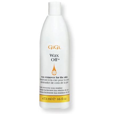 GiGi Wax Off - wax remover for the skin 073930088509