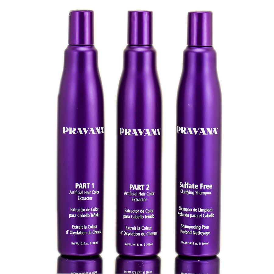 Pravana Artificial Hair Color Extractor Pack 7501438380342