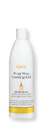 GiGi Post Wax Cooling Gel - Skin Freshener 073930078500