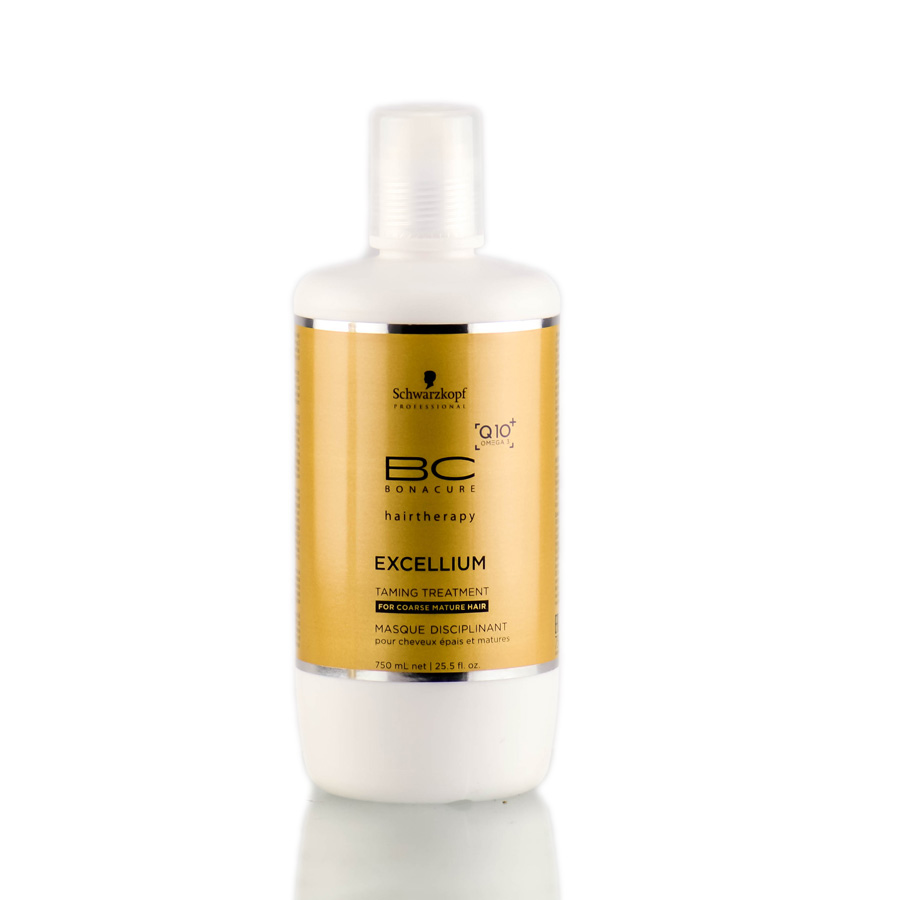 Schwarzkopf BC Bonacure Excellium Taming Treatment 4045787311990