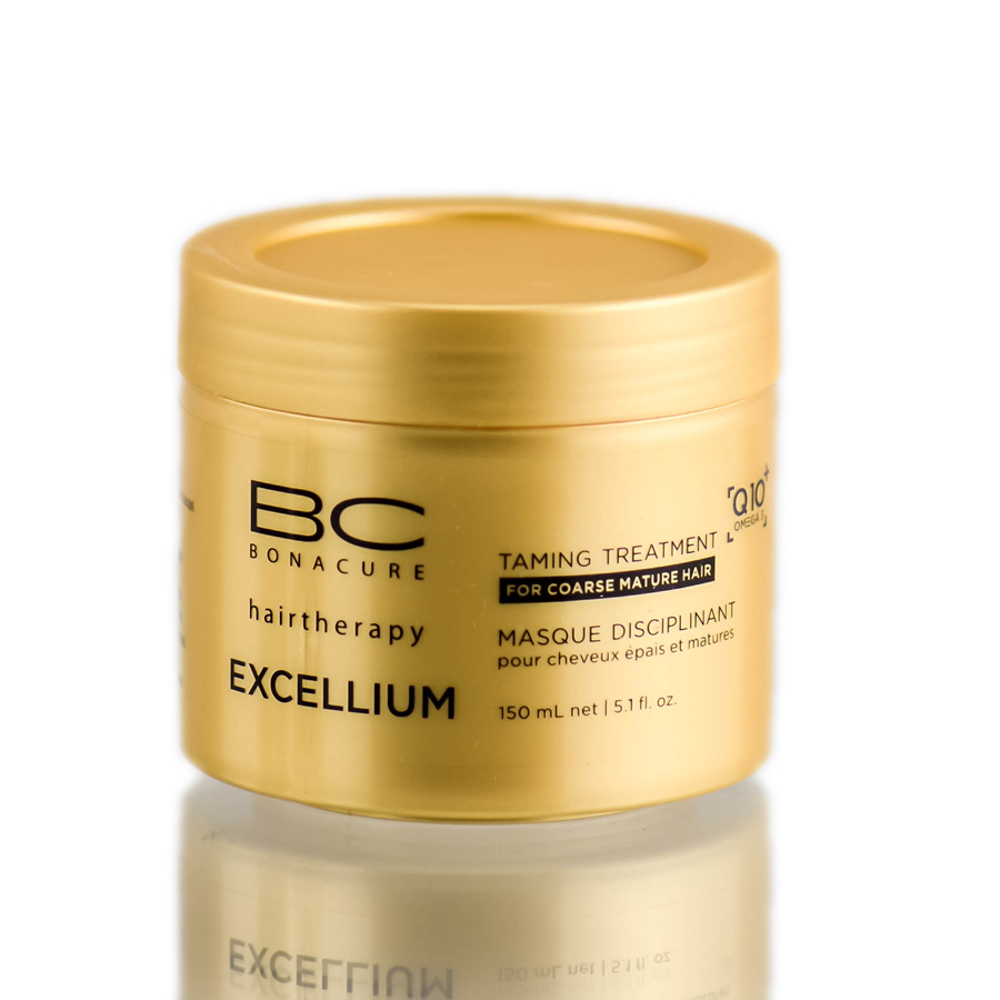 Schwarzkopf BC Bonacure Excellium Taming Treatment 4045787312386
