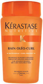 Kerastase Nutritive Bain Oleo-Curl Curl Definition Shampoo for dry curly and unruly hair 3474630096790