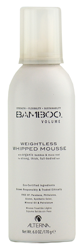 Alterna Bamboo Volume Weightless Whipped Mousse 873509014843