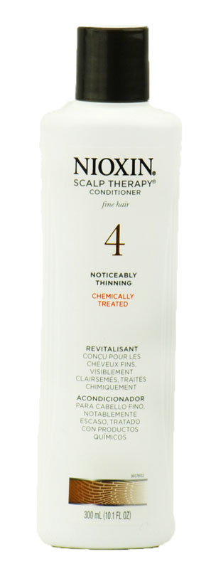 Nioxin System 4 Scalp Therapy Conditioner for Fine Hair 070018007520