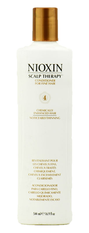 Nioxin System 4 Scalp Therapy Conditioner for Fine Hair 070018007537