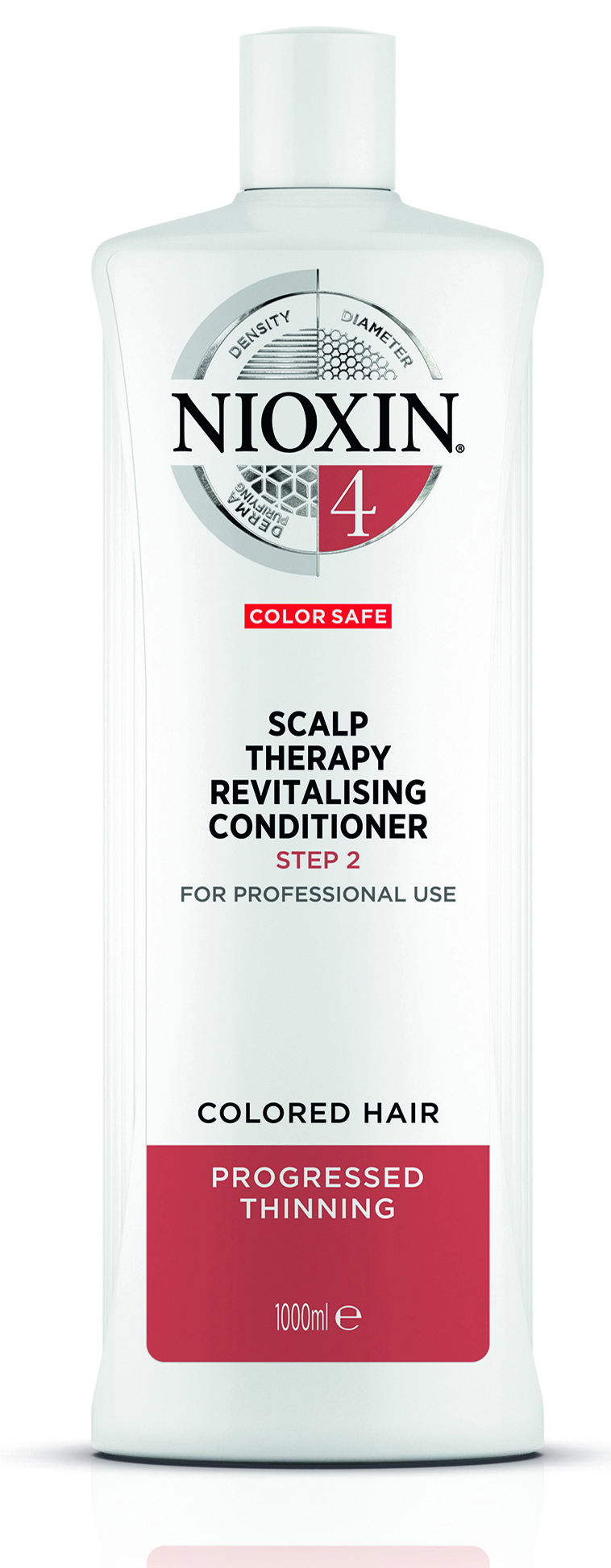 Nioxin System 4 Scalp Therapy Conditioner for Fine Hair 070018007506