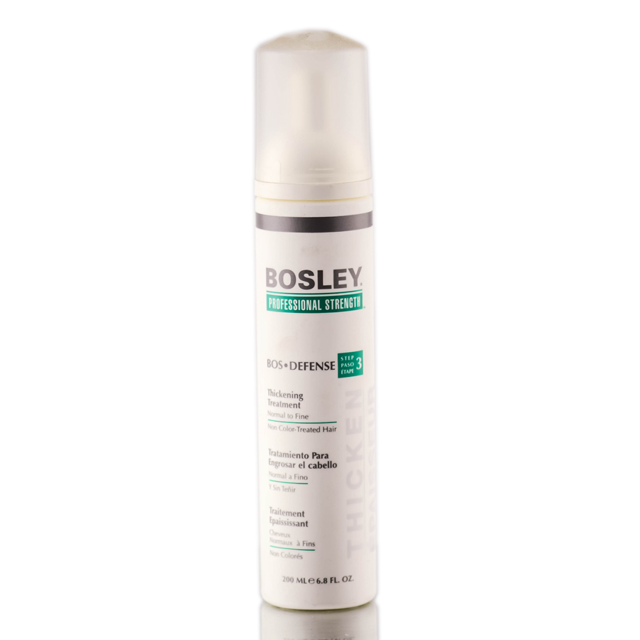 Bosley Defense Thickening Treatment for Normal to Fine / Non Color-Treated Hair 852665002079