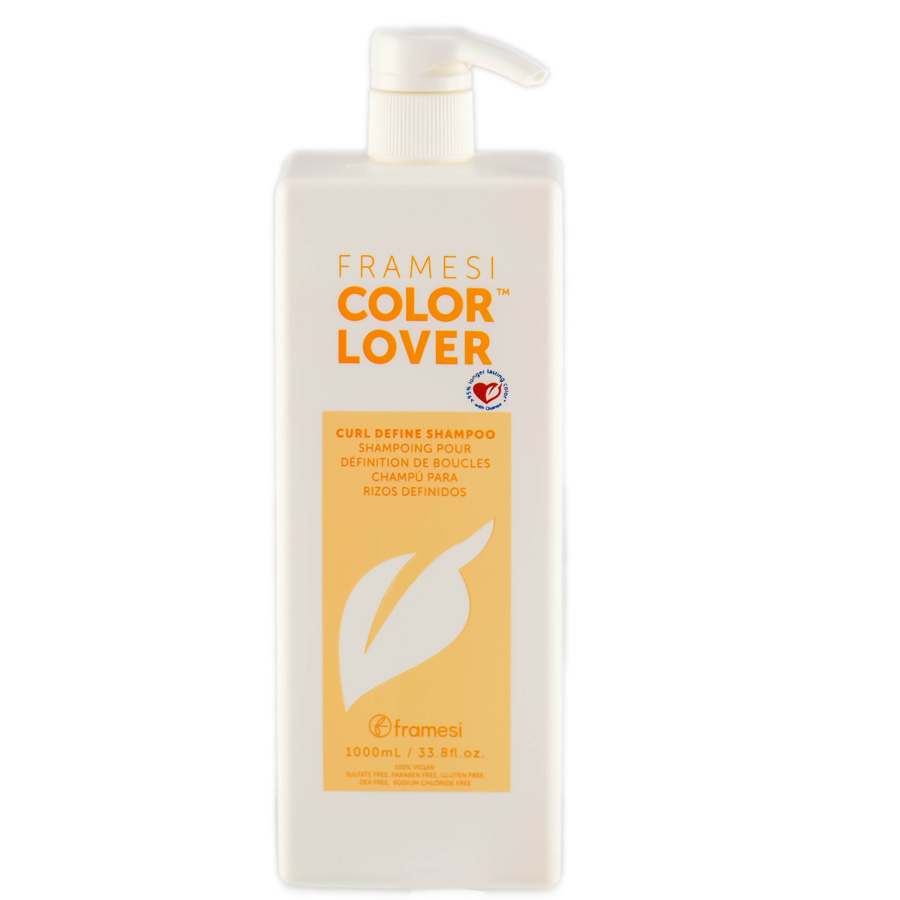 Framesi Color Lover Curl Define Shampoo 738884264033