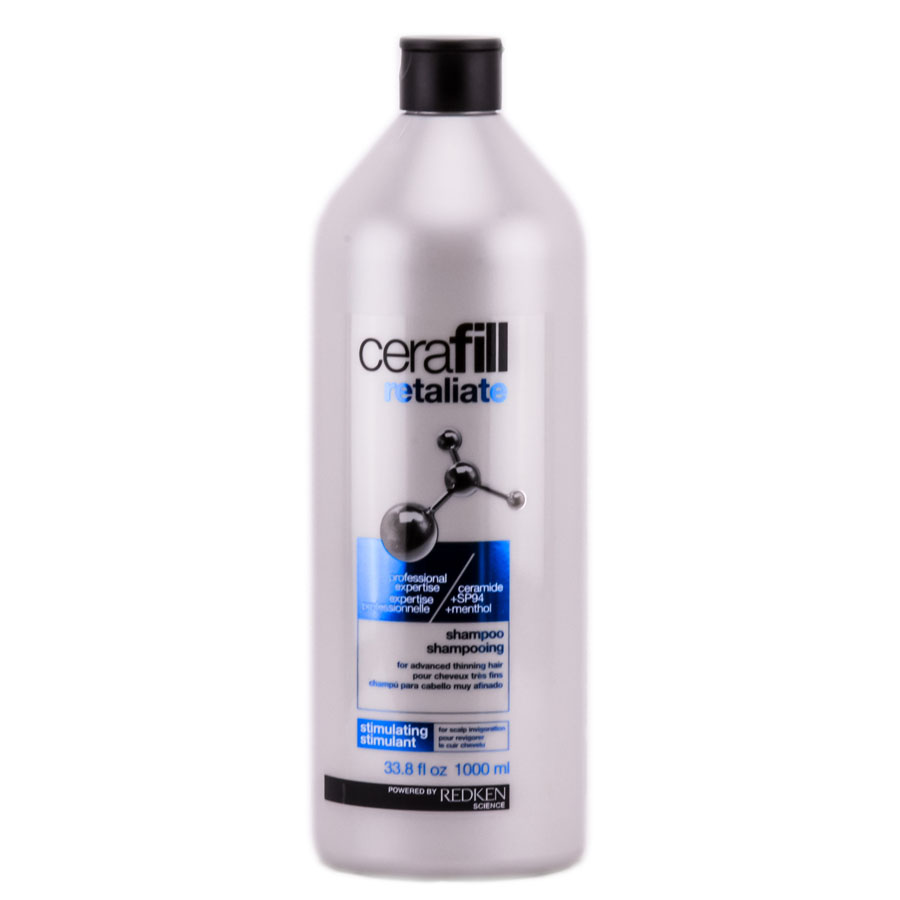 Redken Cerafill Retaliate Shampoo For Advanced Thinning Hair 884486177575