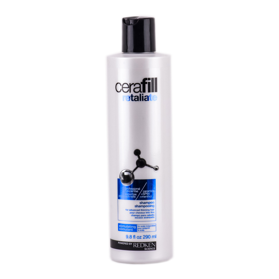 Redken Cerafill Retaliate Shampoo For Advanced Thinning Hair 884486177551