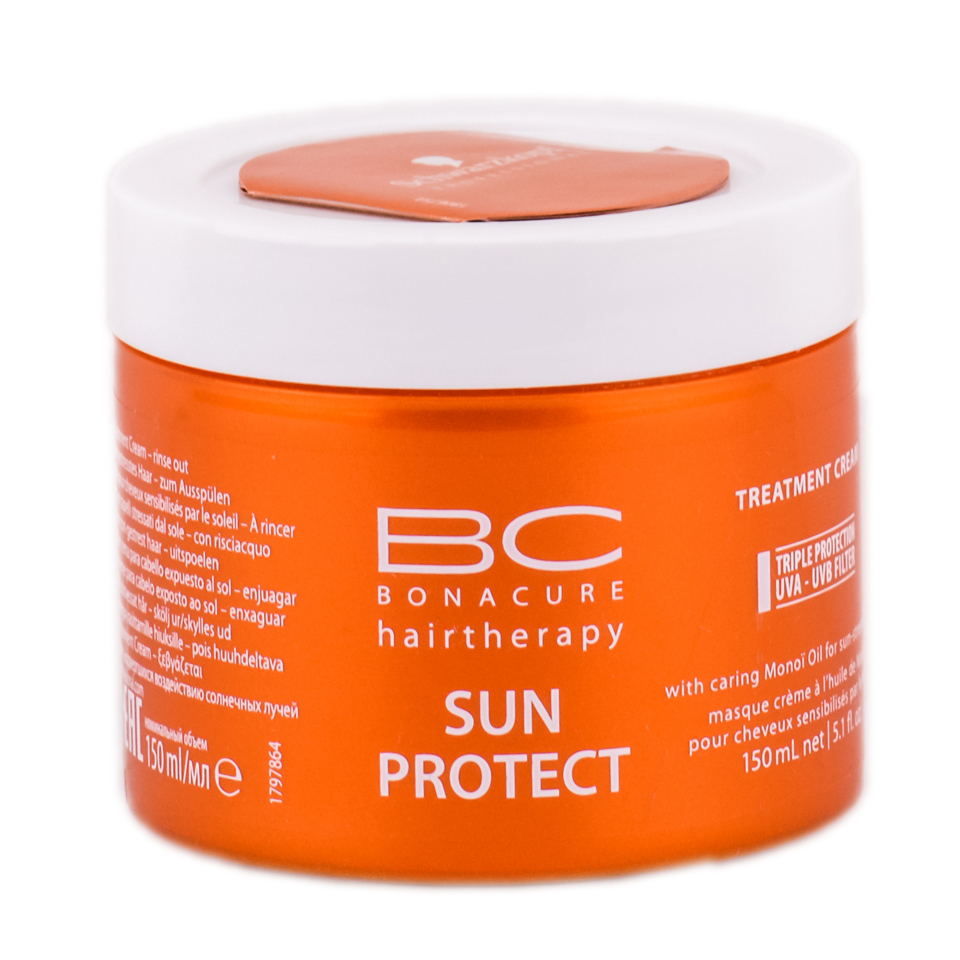 Schwarzkopf BC Bonacure Sun Protect Treatment Cream 4045787236255