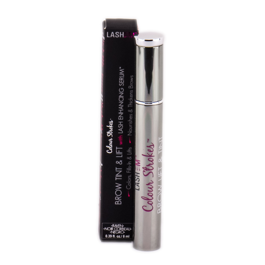 bc271959142 ... UPC 893436002294 product image for LashEM Color Strokes Brow Tint and  Lift - Raven #5023