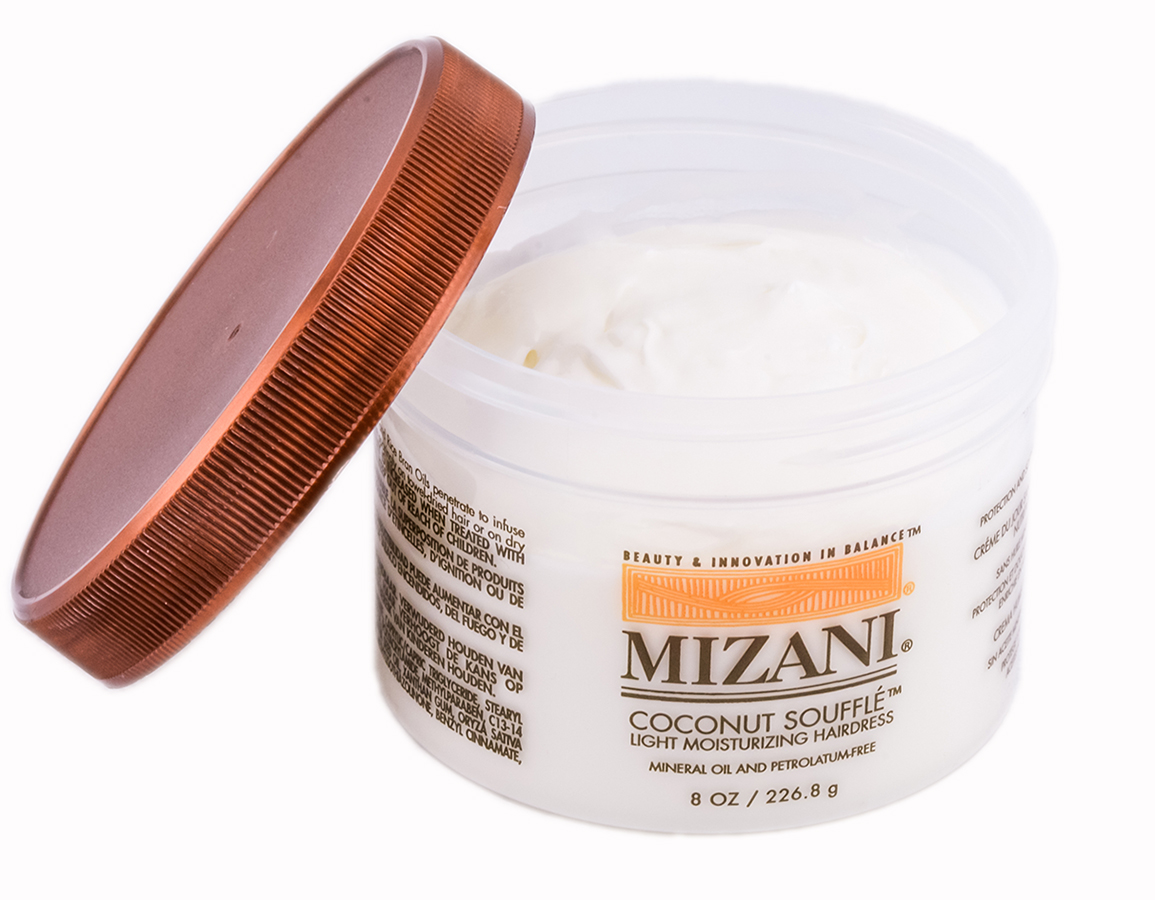 Mizani Coconut Souffle Light Moisturizing Hairdress 884486004260