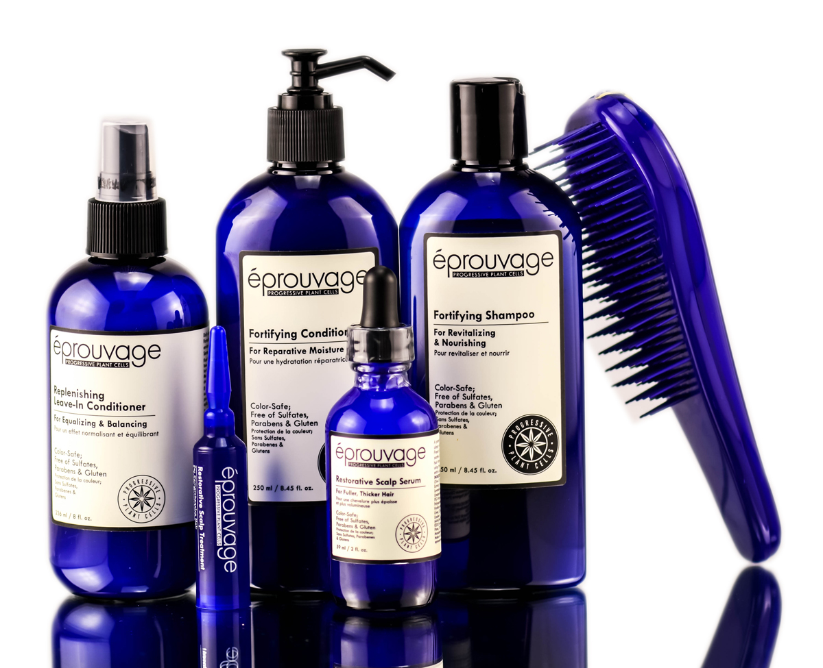 Eprouvage Fortifying Stylist Try Me Kit 895305177
