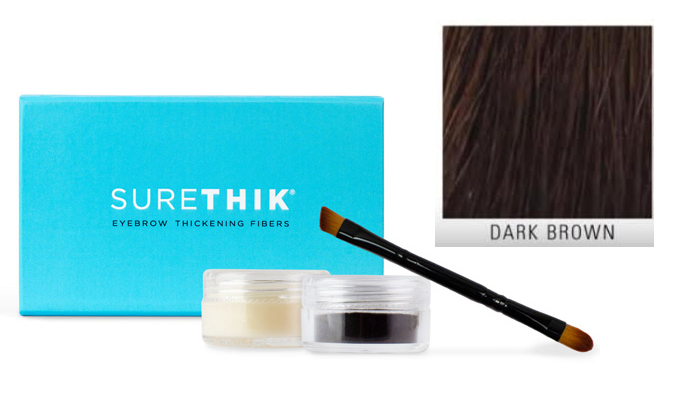 SureThik Eyebrow Thickening Fibers 628157000638