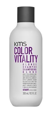 KMS California Color Vitality - Blonde Shampoo 4044897520049